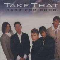 Cover Take That - Back For Good