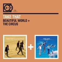 Cover Take That - Beautiful World + The Circus