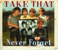 Cover Take That - Never Forget