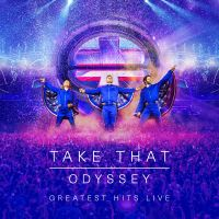 Cover Take That - Odyssey - Greatest Hits Live