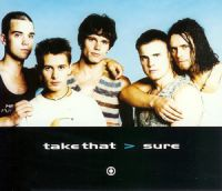 Cover Take That - Sure
