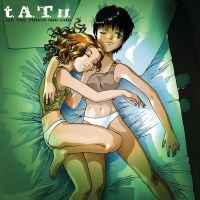 Cover t.A.T.u. - All The Things She Said