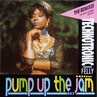 Cover Technotronic feat. Felly - Pump Up The Jam
