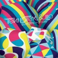 Cover Teki Latex feat. Lio - Les matins de Paris