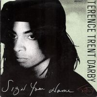 Cover Terence Trent D'Arby - Sign Your Name