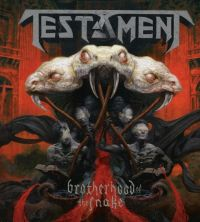 Cover Testament - Brotherhood Of The Snake