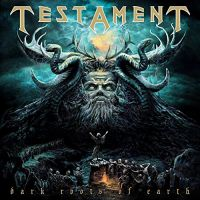 Cover Testament - Dark Roots Of Earth
