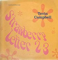 Cover Tevin Campbell - Strawberry Letter 23