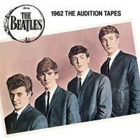 Cover The Beatles - 1962 The Audition Tapes