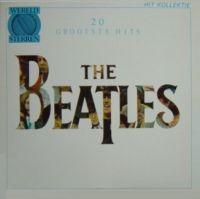 Cover The Beatles - 20 grootste hits - Wereldsterren