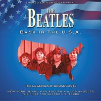 Cover The Beatles - Back In The U.S.A. - The Legendary Broadcasts