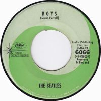 Cover The Beatles - Boys