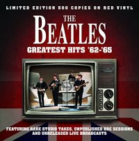 Cover The Beatles - Greatest Hits '62-'65
