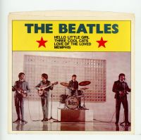 Cover The Beatles - Hello Little Girl