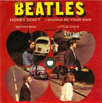 Cover The Beatles - Honey Don't