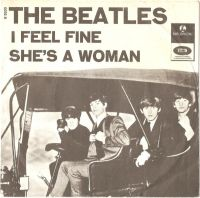 Cover The Beatles - I Feel Fine