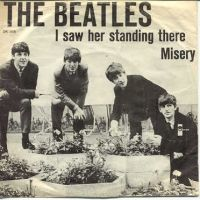 Cover The Beatles - I Saw Her Standing There