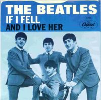 Cover The Beatles - If I Fell