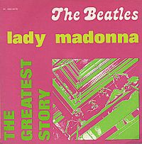 Cover The Beatles - Lady Madonna