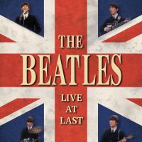 Cover The Beatles - Live At Last
