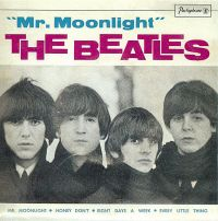 Cover The Beatles - Mr. Moonlight