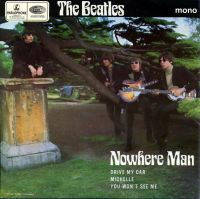 Cover The Beatles - Nowhere Man