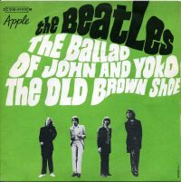 Cover The Beatles - Old Brown Shoe