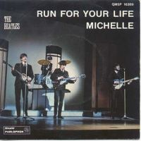 Cover The Beatles - Run For Your Life