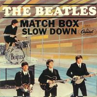 Cover The Beatles - Slow Down