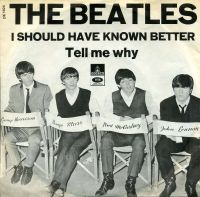 Cover The Beatles - Tell Me Why