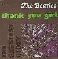 Cover The Beatles - Thank You Girl