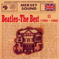 Cover The Beatles - The Best II (1964~1966)