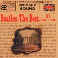 Cover The Beatles - The Best III (1967~1968)