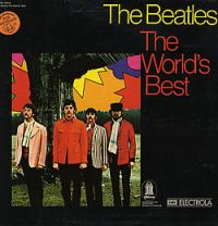 Cover The Beatles - The World's Best