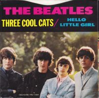 Cover The Beatles - Three Cool Cats