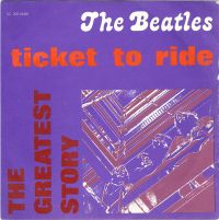 Cover The Beatles - Ticket To Ride