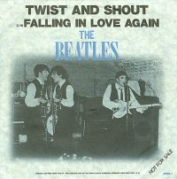 Cover The Beatles - Twist And Shout (Live)