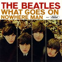 Cover The Beatles - What Goes On