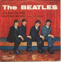 Cover The Beatles - You Can't Do That
