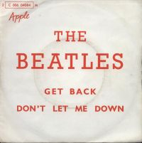 Cover The Beatles with Billy Preston - Get Back