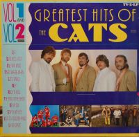 Cover The Cats - Greatest Hits Of The Cats Vol 1 And Vol 2