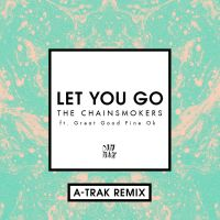 Cover The Chainsmokers feat. Great Good Fine Ok - Let You Go