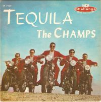 Cover The Champs - Tequila