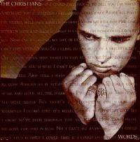 Cover The Christians - Words