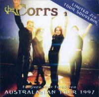 Cover The Corrs - Forgiven, Not Forgotten - Australian Tour 1997