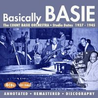 Cover The Count Basie Orchestra - Basically Basie