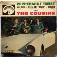 Cover The Cousins - Peppermint Twist