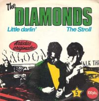 Cover The Diamonds - Little Darlin'