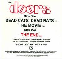 Cover The Doors - Dead Cats, Dead Rats