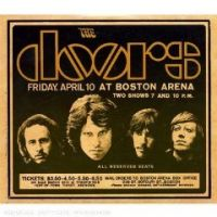 Cover The Doors - Friday, April 10, At Boston Arena